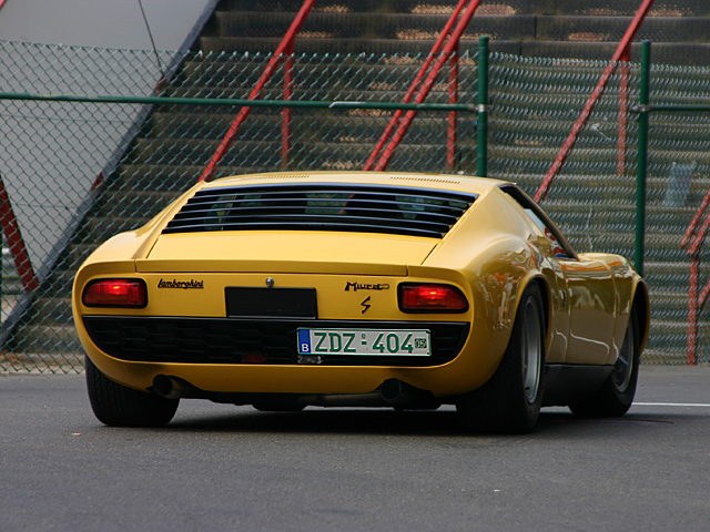 Lamborghini Miura S - Spa Italia - may 28-29th 2005, Spa-Francorchamps