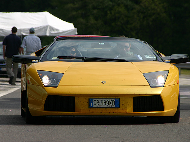 Lamborghini Murcielago Roadster - Spa Italia - may 28-29th 2005, Spa-Francorchamps