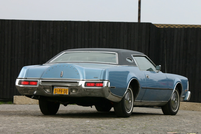 1973 Lincoln Continental Mark IV - Day 1 - august 20th 2005, Kaaien Antwerpen