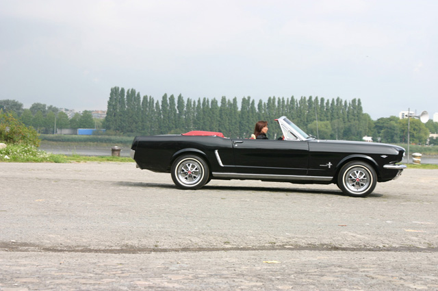 1965 Ford Mustang Convertible - Day 2 - august 21th 2005, Kaaien Antwerpen