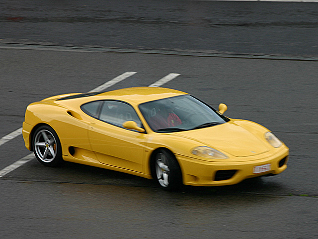 Ferrari 360 Modena - Spa Italia - june 18-19th 2006, Spa-Francorchamps