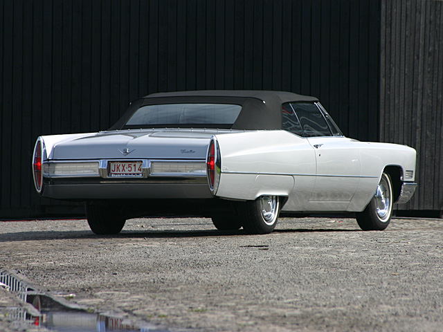 1967 Cadillac DeVille Convertible - Day 1 - august 26th 2006, Kaaien Antwerpen
