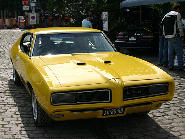 1968 Pontiac GTO - Day 1 - august 26th 2006, Kaaien Antwerpen