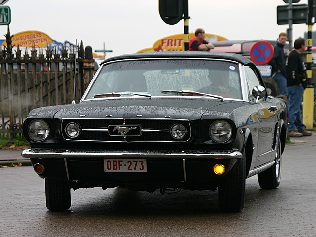 1965 Ford Mustang Convertible - Day 1 - august 26th 2006, Kaaien Antwerpen