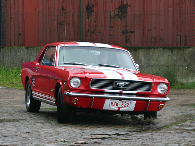 1966 Ford Mustang Coupe - Day 2 - august 27th 2006, Kaaien Antwerpen