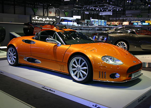 - Geneva motor show - march 6th 2007, Geneva