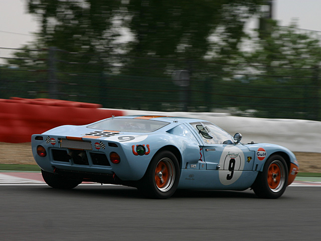 Ford GT40 - Spa Italia - june 2nd-3rd 2007, Spa-Francorchamps