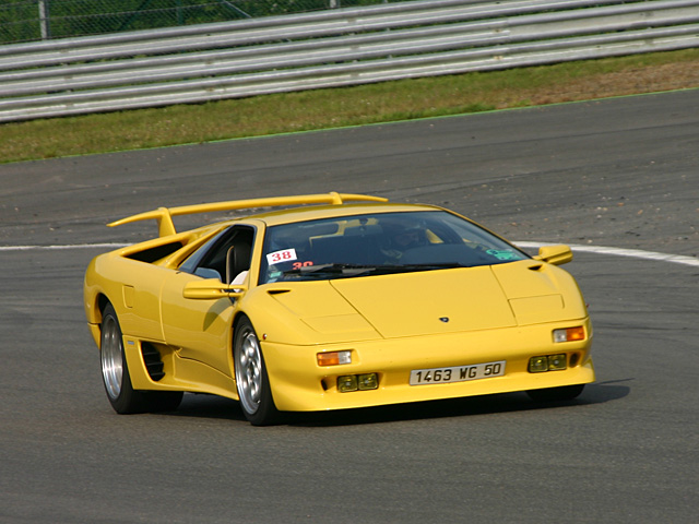 Lamborghini Diablo - Spa Italia - june 2nd-3rd 2007, Spa-Francorchamps