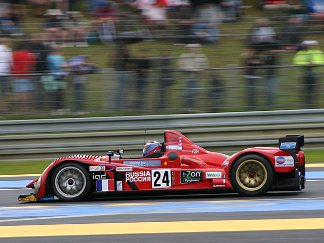- Le Mans 2007 - june 16th, LeMans race track