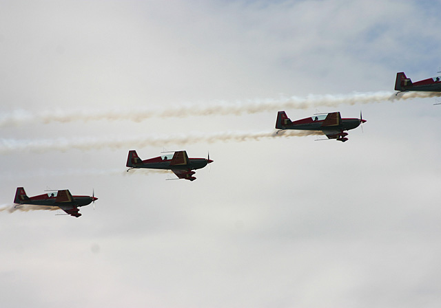 Royal Jordanian Falcons - Sanicole Airshow 2007 - july 22th 2007, Aeroclub Sanicole Leopoldsburg