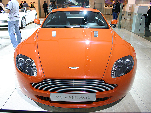 - Frankfurt motor show - september 11th 2007