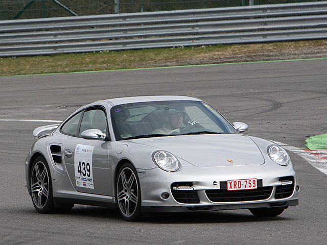 Porsche 911 Turbo (type 997) - Saturday - april 26th 2008, Spa-Francorchamps