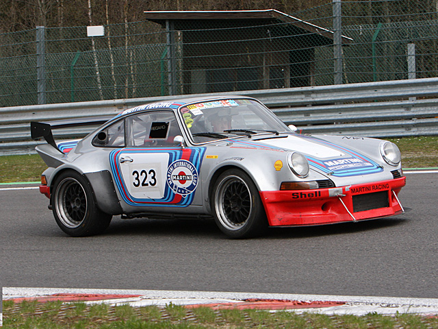 Modified Porsche 911 - Saturday - april 26th 2008, Spa-Francorchamps