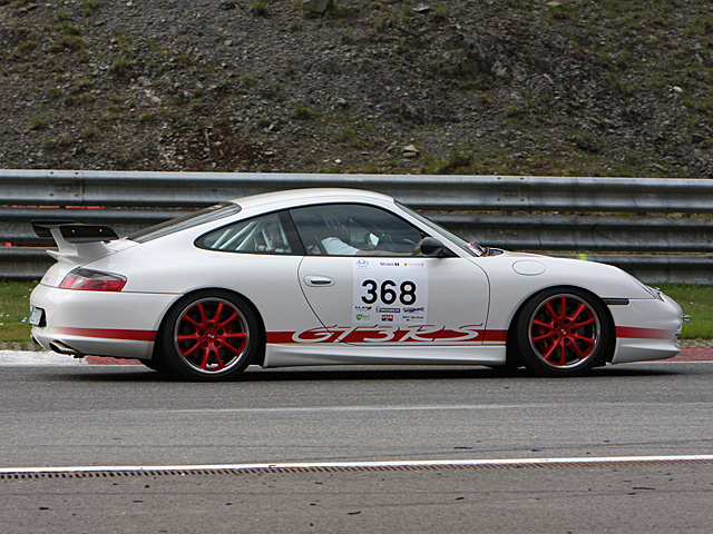 Porsche 911 GT3 RS (type 996) - Saturday - april 26th 2008, Spa-Francorchamps
