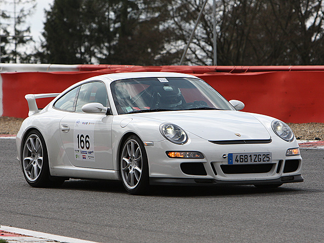 Porsche 911 GT3 (type 997) - Saturday - april 26th 2008, Spa-Francorchamps