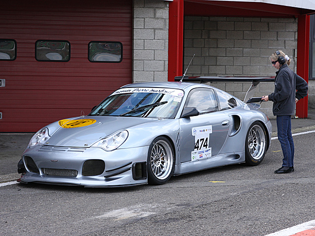 After market modification on Porsche 911 Turbo or 911 GT2 (type 996) - Saturday - april 26th 2008, Spa-Francorchamps
