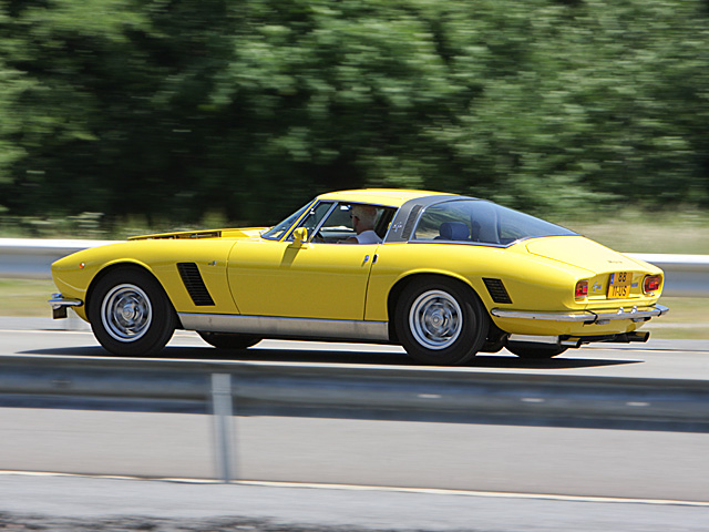 ISO Grifo - Sunday - june 29th 2008, Spa-Francorchamps