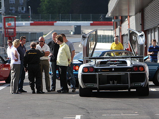- Sunday - june 29th 2008, Spa-Francorchamps