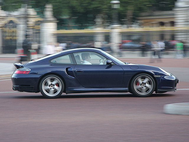 Porsche 911 Turbo (type 996)