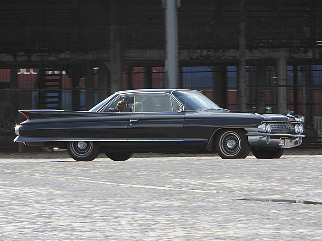 1961 Cadillac Series 62 Coupe or Coupe de Ville - Day 1 - august 23th 2008, Kaaien Antwerpen