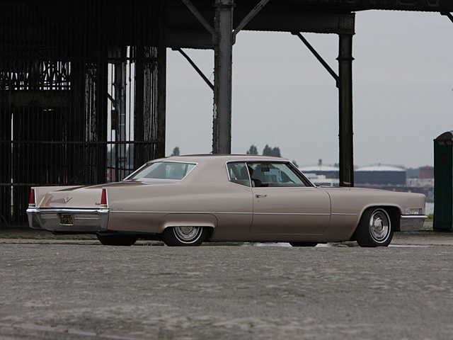 1969 Cadillac Coupe De Ville - Day 2 - august 24th 2008, Kaaien Antwerpen